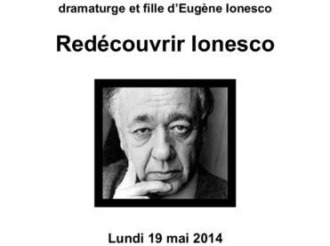 Redécouvrir Ionesco