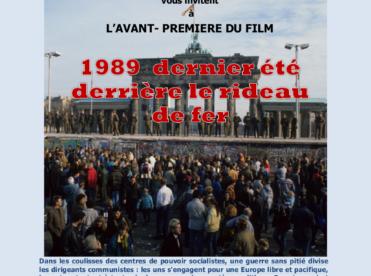 1989 – Dernier été derrière le Rideau de fer