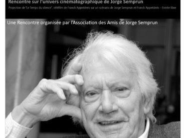 Le cinéma et Jorge Semprun
