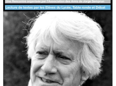 Se souvenir : Histoire et Mémoire chez Jorge Semprun