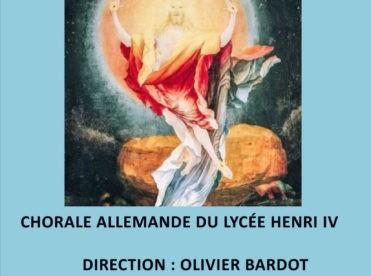 Concert de musique spirituelle
