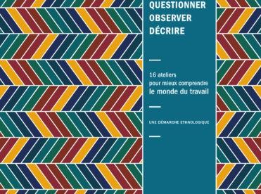 """Présentation de l'ouvrage """"Questionner, observer, décrire"""