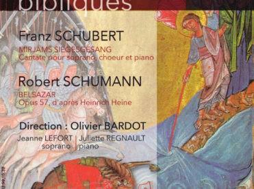 Concert de la chorale allemande du lycée Henri-IV